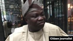 Gwamnan Jihar Legas Akinwumi Ambode