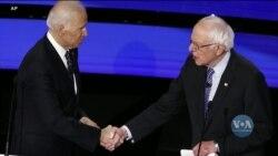 Головні моменти демократичних теледебатів в Айові. Відео