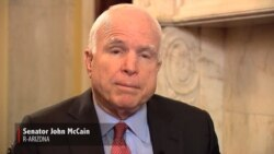 Senator John McCain's Message for RFE/RL Journalist Khadija Ismayilova