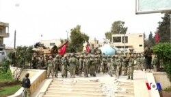 Xalqaro hayot: Afrin Turkiya nazoratida