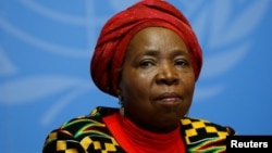Nkosazana Clarice Dlamini-Zuma, Itti gaafatamtuu koomishiinii Waldaa Afrikaa