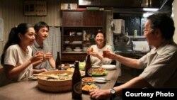 제3회 북한인권국제영화제에서 상영되는 양영희 감독의 영화 '가족의 나라' 중 한 장면.