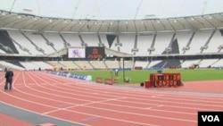 Jedan od olimpijskih stadiona u Londonu
