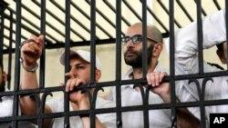 Wafuasi wa kundi la Muslim Brotherhood