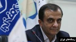 هاشم یکهزارع مدیرعامل برکنار شده ایرانخودرو