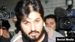 이란에 대한 미국의 제재 회피를 공모한 혐의로 체포된 이란계 터키 국적 기업인 레자 자랍. (자료사진)