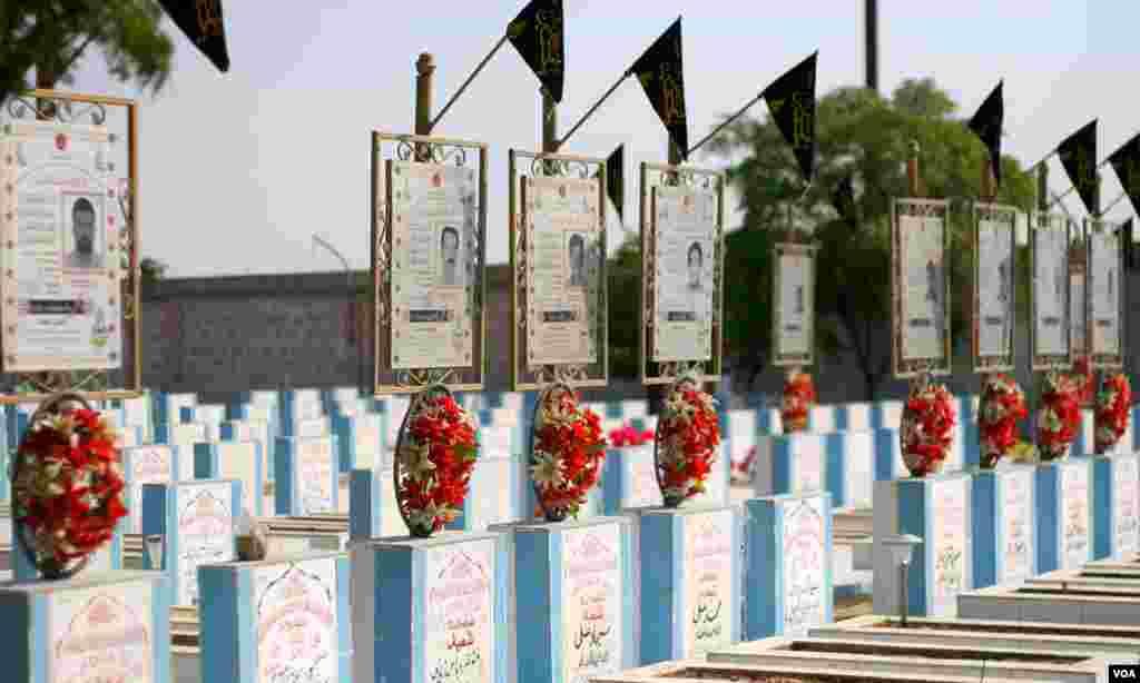 مختلف واقعات کے نتیجے میں مرنے والوں کی کچھ اور قبریں۔