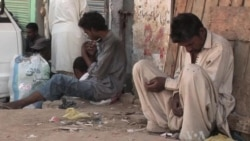 Pakistan Faces Increased Drug Use, AIDS