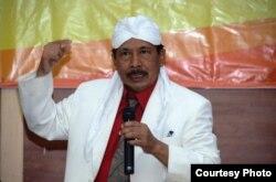 Rektor UIN Suka, Yudian Wahyudi. (Foto courtesy: Humas UIN Suka)