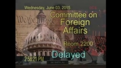 Congressman Christopher Smith Chairs Subcommittee on Africa Hearing on Zimbabwe
