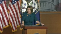 Pelosi Denounces Russian Hacking of US Election