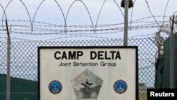 AQShning Guantanamodagi qamoqxonasi