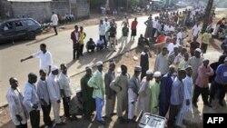 Президентські вибори у Гвінеї.