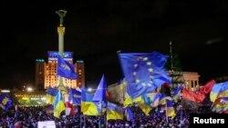 Protes di Kiev, 2 Desember 2013