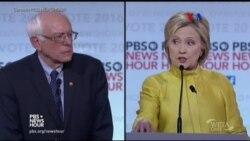 Sanders y Clinton debaten sobre inmigración y economía