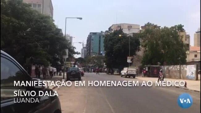 Manifestação pede justiça para Sílvio Dala