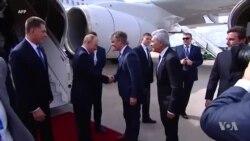Poutine à Buenos Aires pour le G20 (vidéo)
