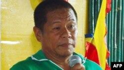 Ông Talumpa, Thị trưởng thành phố Labangan