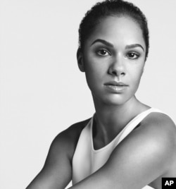 Seiko Corporation of America Signs American Ballet Theatre Soloist Misty Copeland as New Brand Ambassador (PRNewsFoto/Seiko Corporation of America) THIS CONTENT IS PROVIDED BY PRNewsfoto and is for EDITORIAL USE ONLY**March 18, 2015 06:23:19 AM