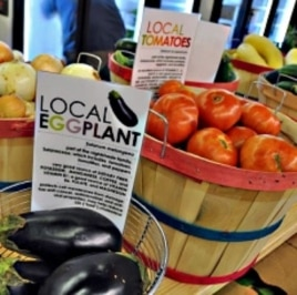Advocates of the local-food movement in the United States won an exemption from the new regulations for smaller growers who sell to local markets.