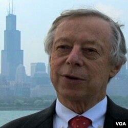 William Spence, kopresjedatelj Komiteta bratskih gradova sa Kinom