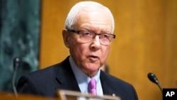 Сенатор-республиканец Оррин Хэтч