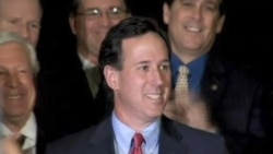 桑托勒姆在三州初选中获胜