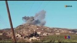 Gundê Hemamê ya Efrînê Wêran Bûye