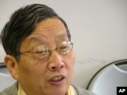 北京之春主編胡平