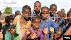 Somalis In Kenya Refugee Camps