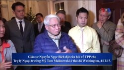 Giáo sư, nhà hoạt động nổi tiếng Nguyễn Ngọc Bích qua đời
