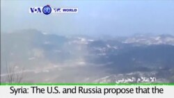 VOA60 World - US, Russia Announce Cease-fire Plan for Syria