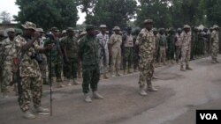 NIGERIA BORNO BOKO HARAM IN BAMA