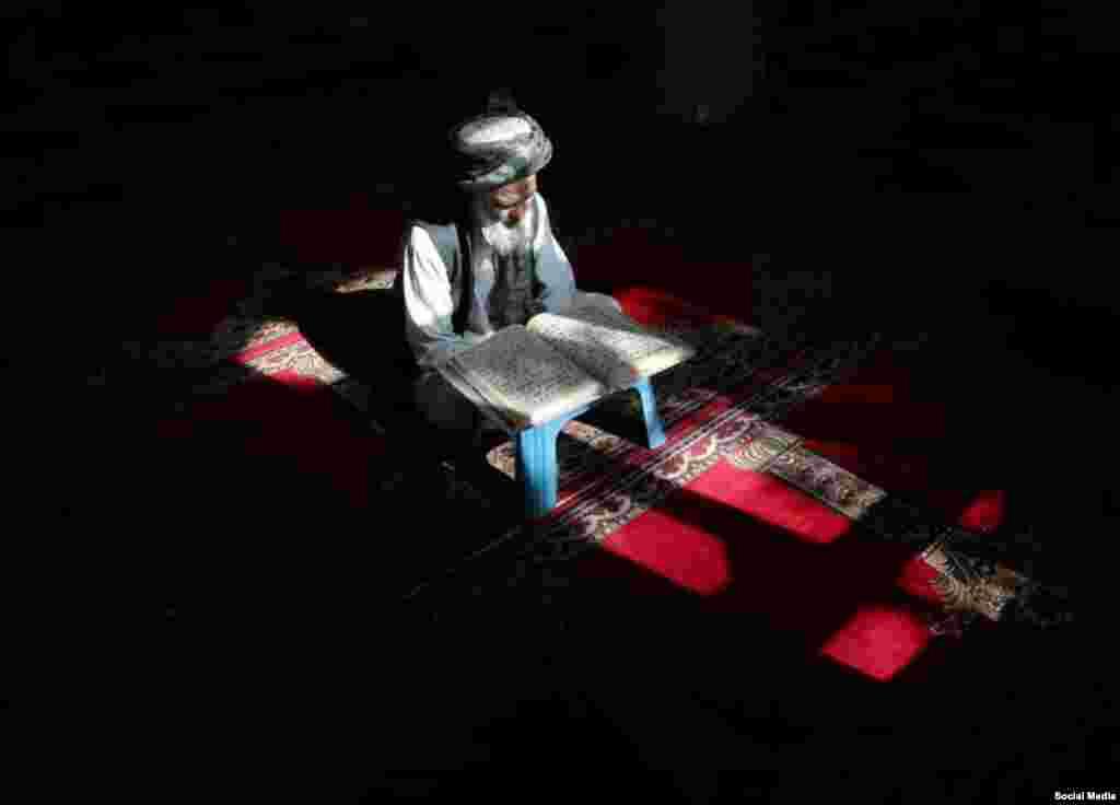 تصویری از مساجد خالی در کابل- افغانستان