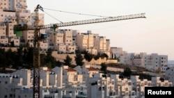 Permukiman Yahudi Har Homa di Yerusalem (foto: dok). Israel akan meneruskan pembangunan 1.000 unit perumahan baru di Yerusalem.