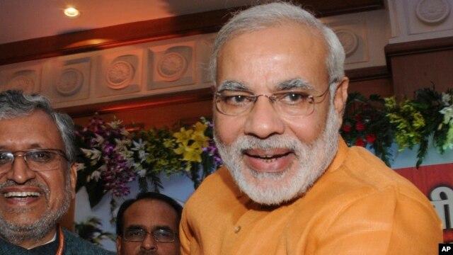 FILE - Naendra Modi