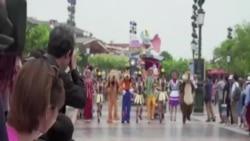 上海迪士尼樂園開幕