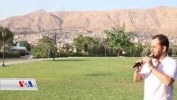 Hunermendê Kurd Bengîn Dengê Balabanê Digehîne Hezkirîyên Xwe
