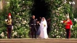 英国哈里王子和美国演员梅根·马克尔婚礼精彩回顾