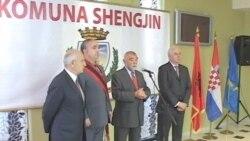 Tre ish-Presidentët Qytetarë Nderi të Shëngjinit