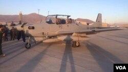 افغان ځواکونو تر اوسه څلور A-۲۹ الوتکي لري