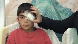 Unexploded Ordnance Still Terrorize Residents of Mosul, Iraq