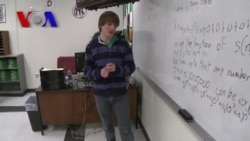 Teen's Cancer Test Could Save Lives (VOA On Assignment Mar. 8)