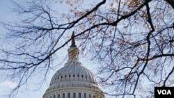 Super Komite telah mengumumkan kegagalan kesepakatan mereka untuk mengurangi defisit anggaran pemerintah Amerika (foto: dok).