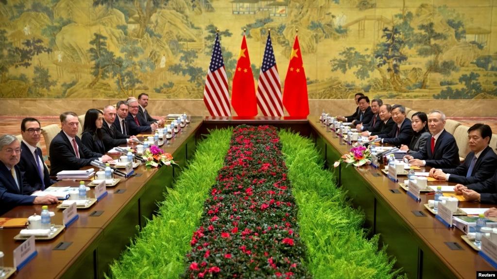 美国贸易谈判代表将会晤习近平
