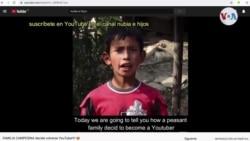 Campesinos colombianos que enseñan a sembrar son tendencia en YouTube
