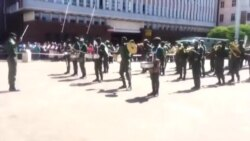 Zimbabwe Prisons Correctional Services Band Doing What It Knows Best ...