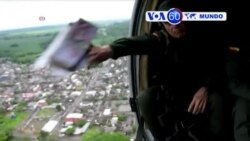 Manchetes Mundo 1 Junho 2017: Noriega foi cremado