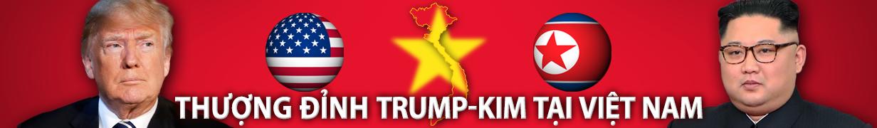 Trump-Kim in Vietnam