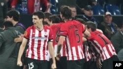 Sejumlah pemain yang memperkuat klub sepakbola Spanyol Athletic Bilbao.